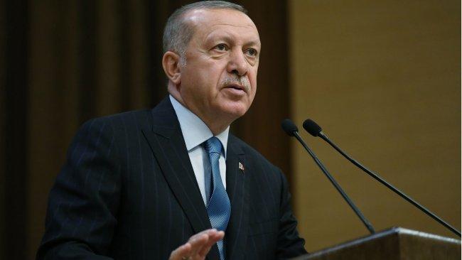 Erdoğan: 'Suriyeliler gitsin' diyenlere eyvallah edemeyiz