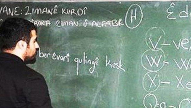 Kürt yazarlar: Kürtçe konuşun, okuyun, yazın