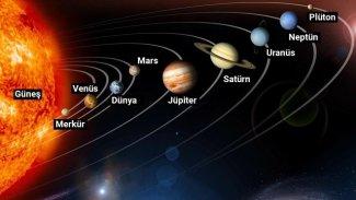 Pazartesi günü Merkür, Güneş ile Dünya'nın arasından geçecek
