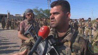 Peşmerge'den IŞİD operasyonu