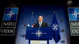 Pompeo: NATO'nun devri kapanabilir
