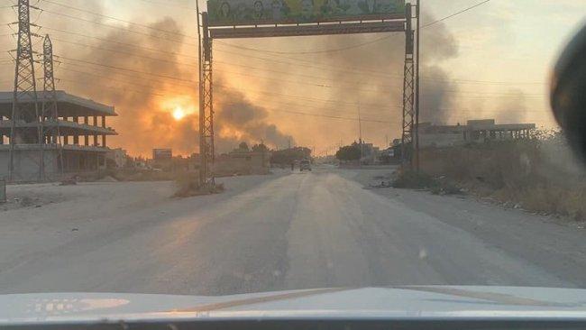 SMO, Serekaniye'de sivil halka saldırdı