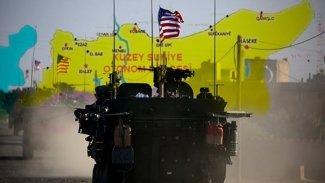 ABD, Rojava'da yeniden konuşlanıyor