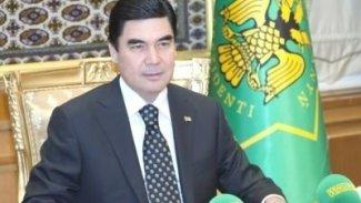 Türkmenistan Devlet Başkanı, 'vatanseverlik ödülü'nü oğluna verdi