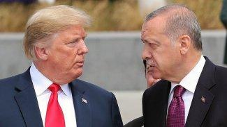 ABD ziyareti öncesi Trump'tan Erdoğan'a ikinci mektup