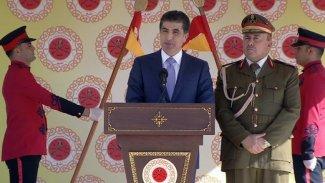 Başkan Neçirvan Barzani: Ulusal bir askeri güce ihtiyaç var