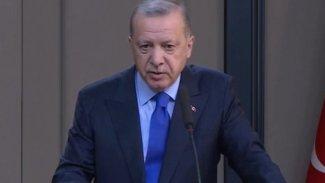Erdoğan: ABD ziyaretini sancılı bir dönemde yapıyoruz