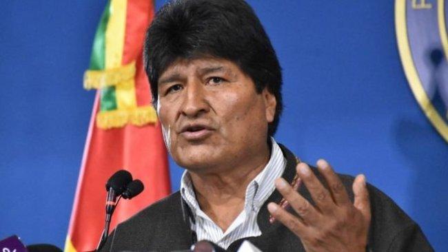 İstifa eden Evo Morales, Bolivya'dan ayrıldı