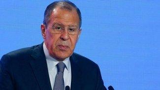 Lavrov: ABD Suriye'de bir devlet kurmak istiyor