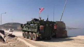 Uluslararası Koalisyon'dan Rojava'ya onlarca araçlık sevkiyat
