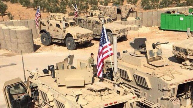 ABD, Rojava'da iki askeri üsse yerleşti