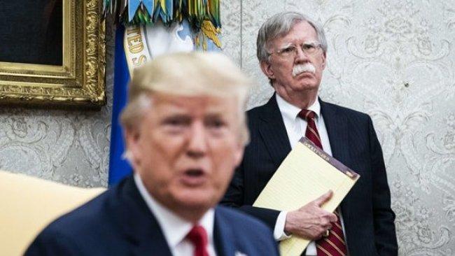 Bolton: Trump'ın Türkiye kararlarını şahsi çıkarları belirliyor