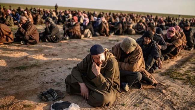 Fransa: Kürtler hiçbir IŞİD'liyi serbest bırakmadı