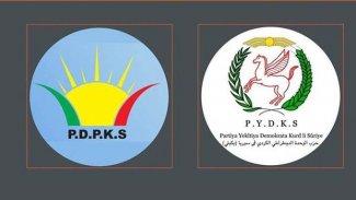 İki partiden Neçirvan Barzani ve Mazlum Kobani'nin çağrılarına yanıt