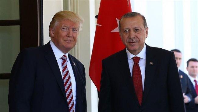 WP: Trump, Erdoğan'a 100 milyar dolarlık ticaret anlaşması önerdi