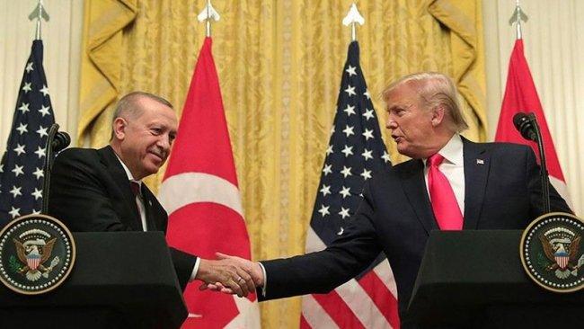 Alman basını: Erdoğan ve Trump ruh ikizi