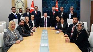 Erdoğan: Amerika da Rusya da dostum olsun istiyorum