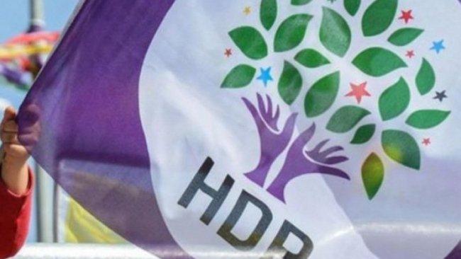 HDP Antep il başkanı dahil 51 kişi gözaltına alındı
