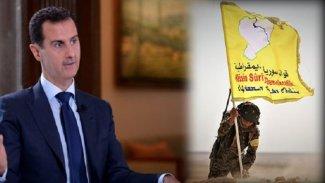 Esad: Kürt güçleri ikna etmeye çalışıyoruz