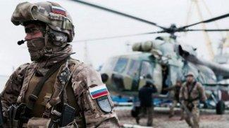 Rusya Kamışlo'da büyük bir hava savunma sistemi kurdu