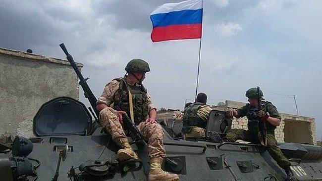 Rusya, Kobane'deki ABD üssüne yerleşti