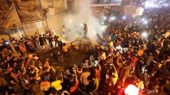 Bağdat'ta patlama: 4 ölü