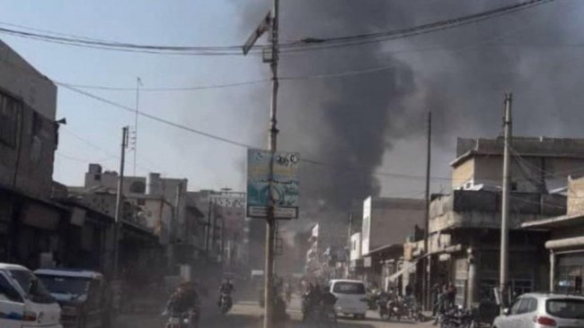 El Bab'ta şiddetli patlama