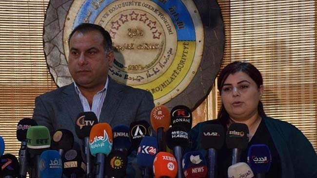 Rojava Özerk Yönetimi'nden Türkiye açıklaması