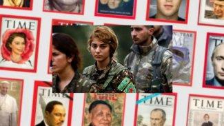 Time dergisinin 'Yılın Kişisi' oylamasında Kürtler önde