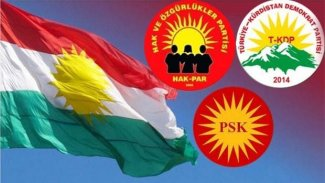 Kürdistani Partilerden birlik çağrısı