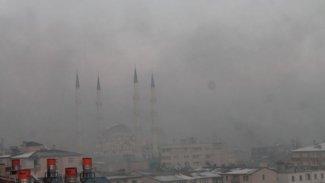 Kürt ili hava kirliliği sıralamasında Türkiye birincisi