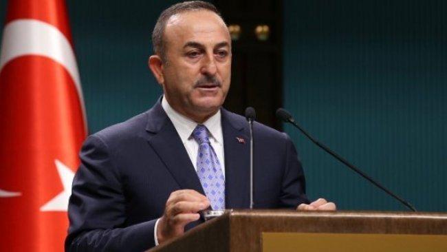 Türkiye'den 'Mazlum Kobane' talebi