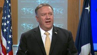 ABD'den İran ve Irak açıklaması: Tüm gücümüzü kullanacağız