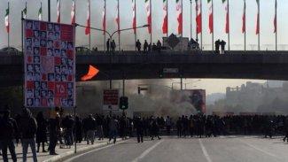 Af Örgütü: İran'da 106 kişi hayatını kaybetti