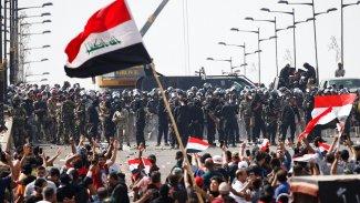 Bağdat: Yüksek teyakkuz durumu sona erdi