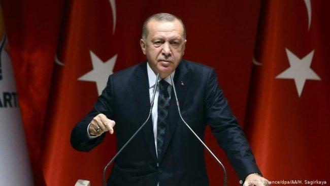 Erdoğan: Mazlum Kobani diye birisi yok