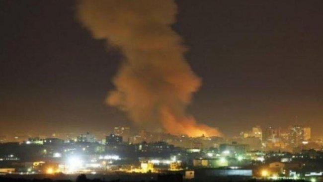 Suriye'den İsrail'e füze saldırısı