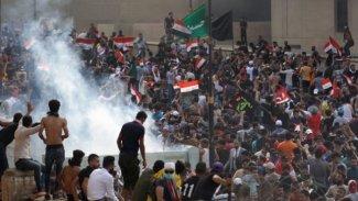 Irak'ta gözaltına alınan göstericiler serbest bırakıldı