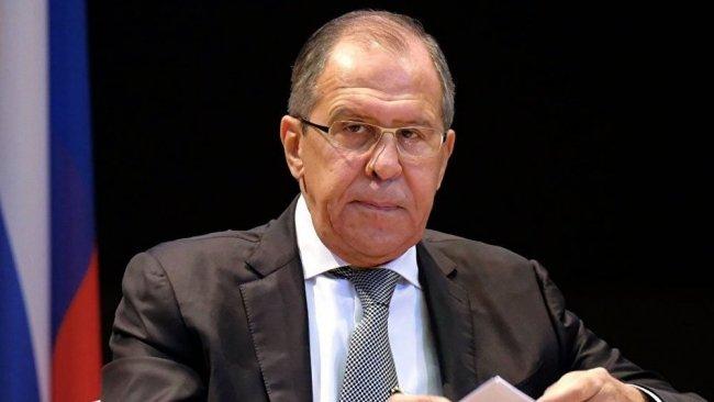 Lavrov: Suriye'de Kürtlerin hakları anayasa ile korunacak