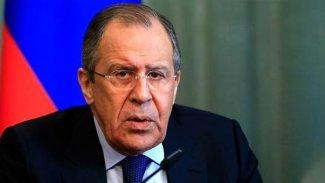 Lavrov'dan Çavuşoğlu'nun 'Operasyon başlatırız' sözlerine yanıt