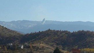 TSK, Kürdistan Bölgesi sınırını bombaladı