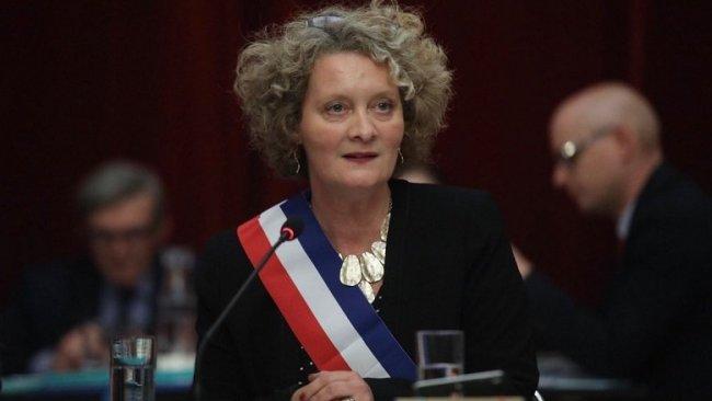 Fransız belediye başkanından Rojavalılara yardım