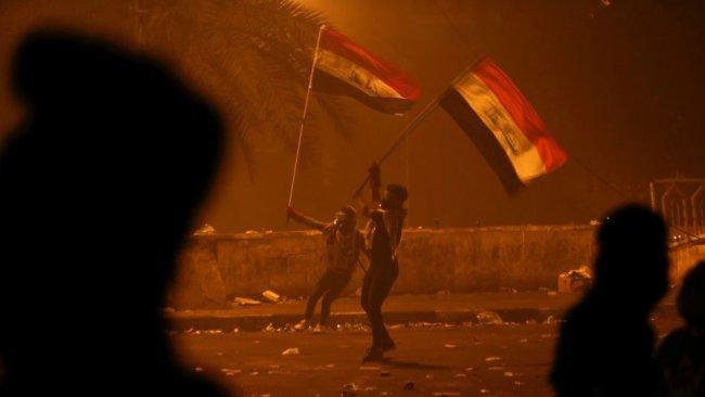 'İran, Irak'taki bazı siyasi grupları tehdit etti'