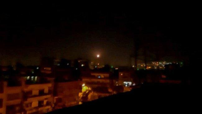 İsrail'in saldırısında, 11 İran milisi öldü