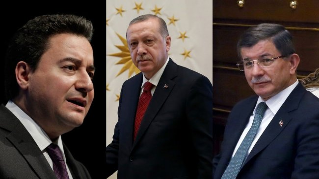 AK Parti'de istifalara 'yeni parti' önlemi