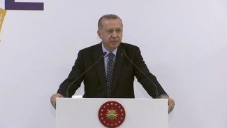 Erdoğan: YPG'ye 33 bin tır silah verildi, onları topluyoruz