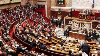 Fransa Meclisi'nde Türkiye tartışması