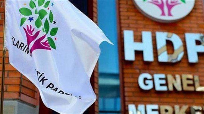 HDP'li vekillerin dokunulmazlıklarının kaldırılması için 45 yeni fezleke