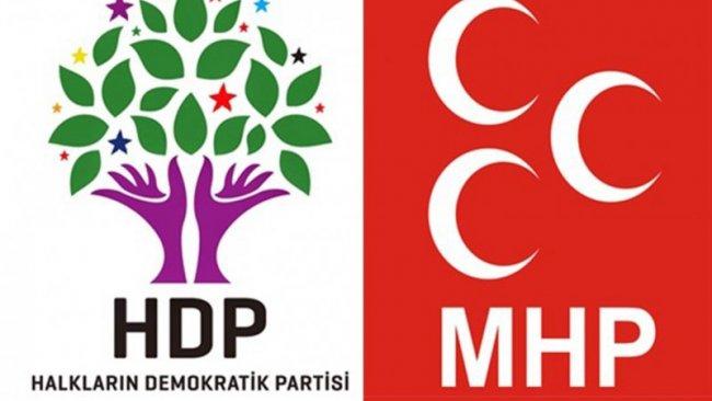 MHP'den HDP'nin erken seçim çağrısına yanıt