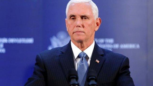 ABD Başkan Yardımcısı Pence'ten Irak'a sürpriz ziyaret
